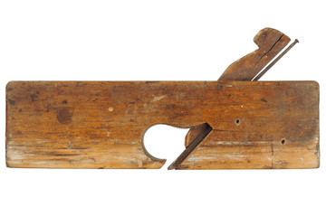 Old planer tool