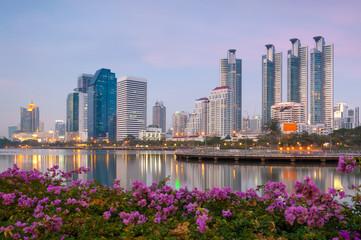 Bangkok public park