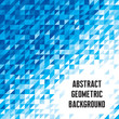Abstract Background - Geometric Pattern