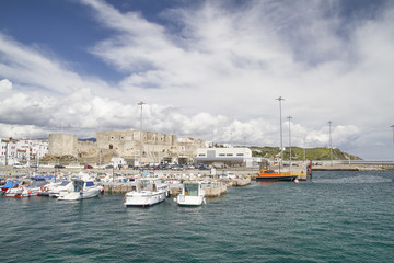 Puerto de Tarifa, Cádiz, España