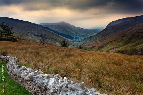 Przełęcz Glengesh, Donegal, Irlandia