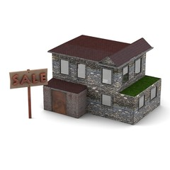 Satılık Ev...