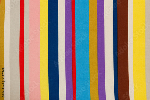 Colorful textile stripes texture