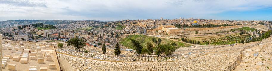 Jerusalem panorama