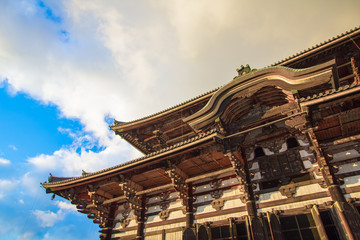 Todaiji Temple in Japan