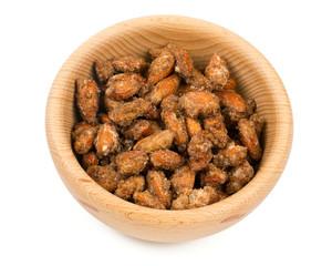 caramelized almond