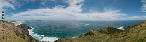 Cape Reinga in New Zealand 3