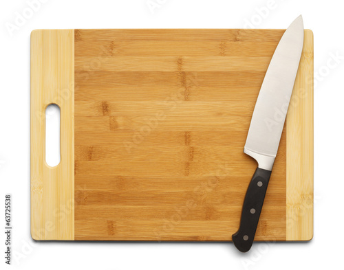 Knife and Board