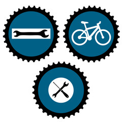 Bicycle service  design