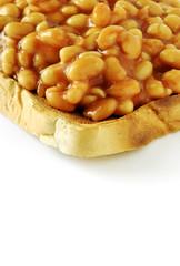 beans on toast corner