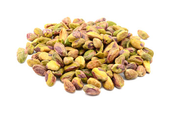 Shelled pistachio nuts