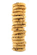 canvas print picture - cookie tower