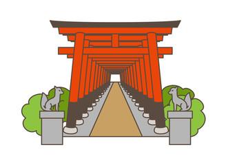 伏見稲荷大社 稲荷神社