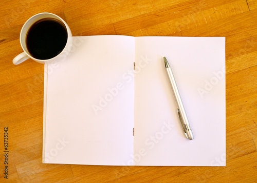 Notebook Table Coffee