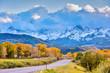 Autumn in Colorado - 63736587