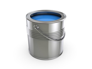 Paint can.
