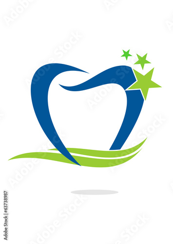 Tooth healthy star