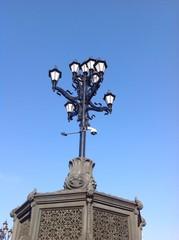 фонари с крестами