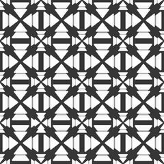 creative white triangle design pattern background vector