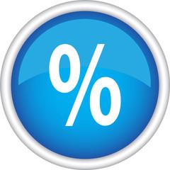Знак с изображением процента