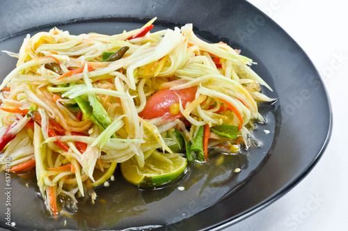 Papaya Thai Spicy Salad