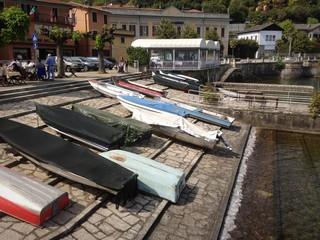 Lungolago di Lesa, Lago Maggiore