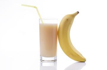 succo alla banana