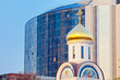 Newly built Church of the Intercession, Rostov-on-Don, Russia