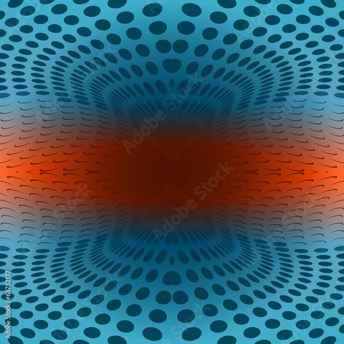 Background blue abstract