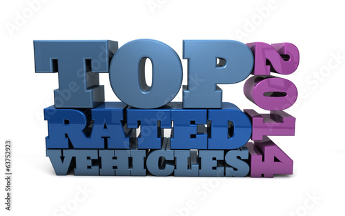 Vehicles Top Rated 2014