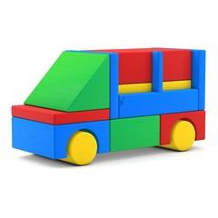 Ahşap Blok Çocuk Oyuncakları