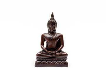 Buddha figure isolated