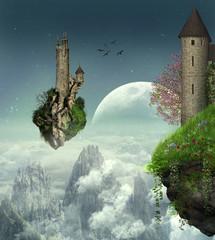Floating castles