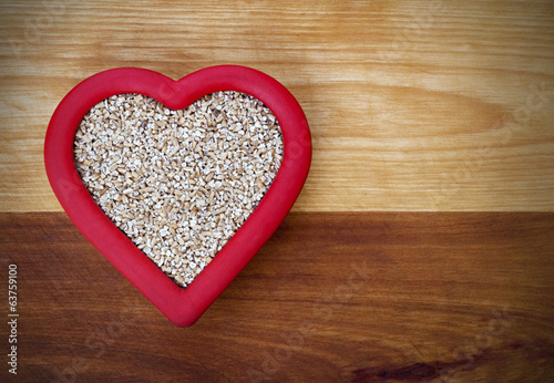 Heart Healthy Steel-cut Oats