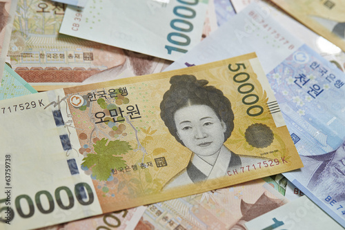 Korean Currency