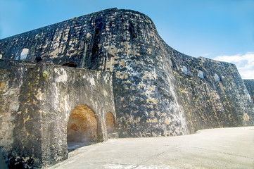 Colonial Fortification
