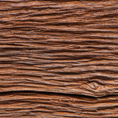 Hardwood surface