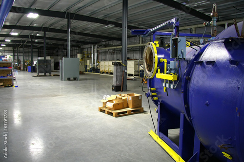 Air conditioning factory