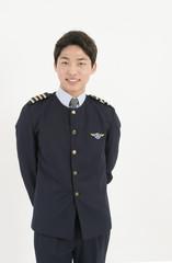 Asian airline pilot