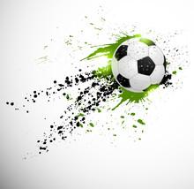 de soccer de conception