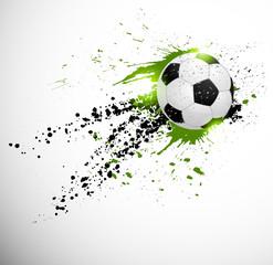 Soccer design © Denchik