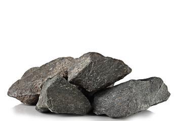 Кучка серых камней