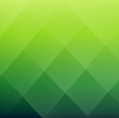 Green background with square pattern