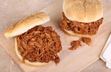 BBQ Sandwiches