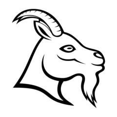 Goat sign.