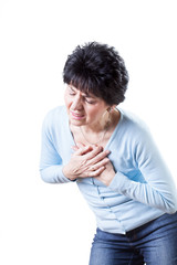 Pain in chest