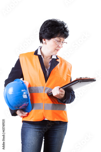 Professional building site manager