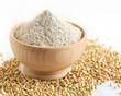 buckwheat flour -grano saraceno farina