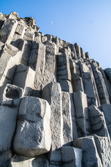 Orgue basaltique a Reynisdrangar