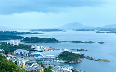 Alesund town (Norway)